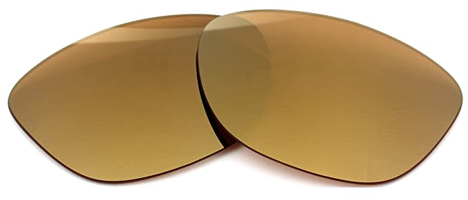 99f7155a4d Amazon.com  IKON LENSES Polarized Replacement Lenses Compatible with Ray  Ban RB4147 (60MM) Sunglasses - 24K Gold Mirror  Sports   Outdoors