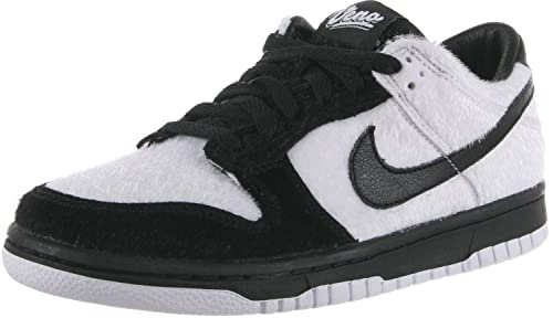 Nike - Dunk Low Prm QS BG - Color: Blanco-Negro - Size: 36.5 CzNEPhhf