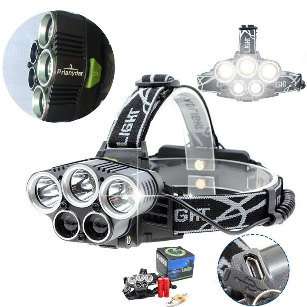 PRLANYDAR LED HEADLAMP