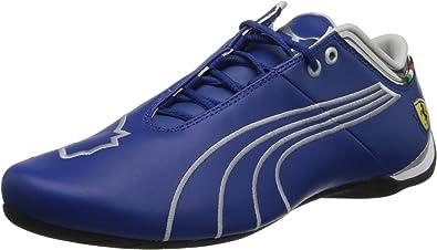 Buy \u003e puma ferrari shoes high top blue