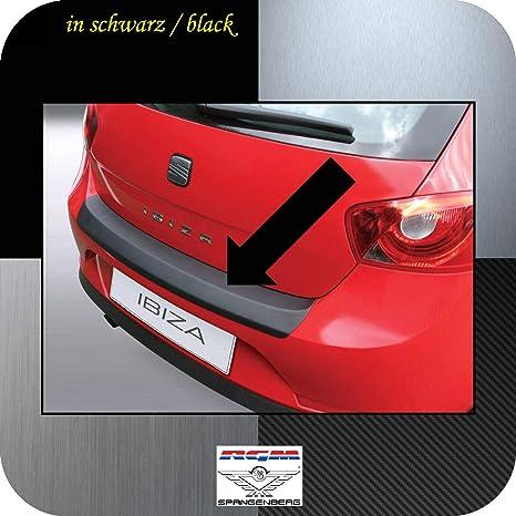 Richard Grant Mouldings Ltd. Original RGM ladekant Protección Negro para Seat Ibiza V Sport Coupe