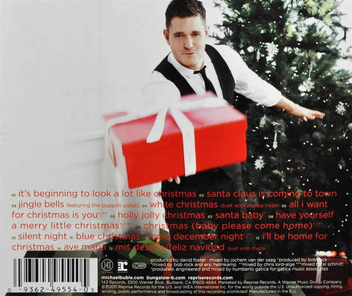 Michael Buble Christmas 2021 Ctv Buy Christmas Online At Low Prices In India Amazon Music Store Amazon In