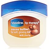 Vaseline Lip Therapy Cocoa Butter.25 oz (Pack of 3)