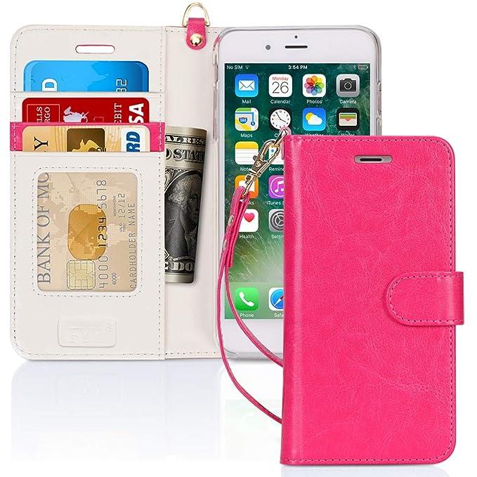 COVER PELLE MPTF2ZM/A BLU ZAFFIRO - iPhone 7 / 8 Plus - i-Parts