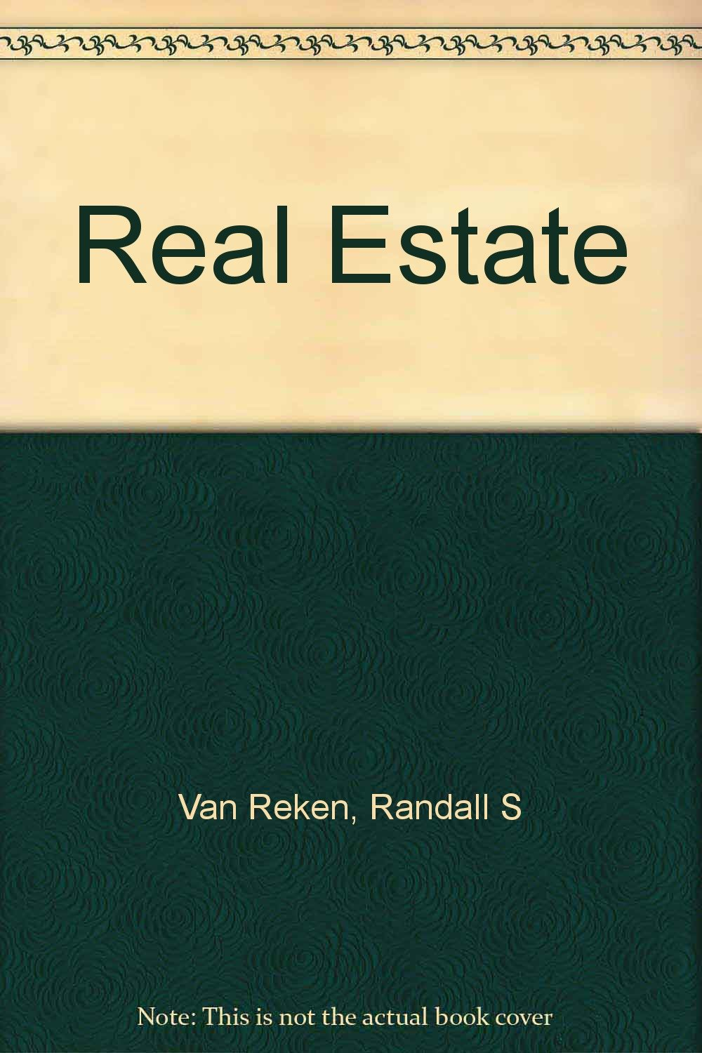 Real Estate: Learning the Practices of the Profession