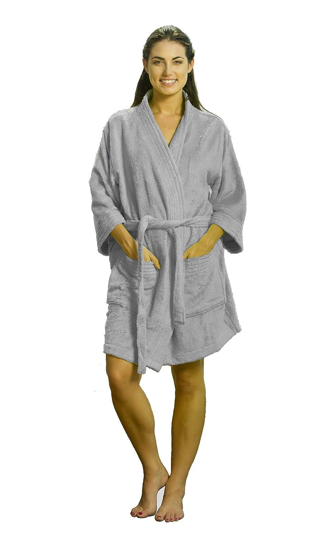 de610c215a Amazon.com  Custom Embroidered Robes Men and Womens Bathrobe