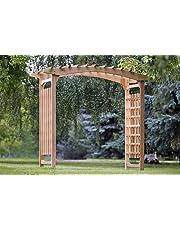 All Things Cedar PA106  Wedding Garden Pagoda Arbor, 8'