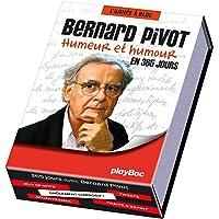 Calendrier 365 jours avec Bernard Pivot - L'Année à Bloc