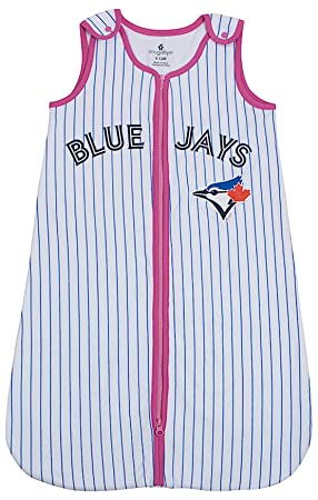 quality design 62cdd 88d25 MLB Toronto Blue Jays Toddler Sleeper Sleeping Sack Infant Sleeper Blanket  Sleep Bag 12-18 Months
