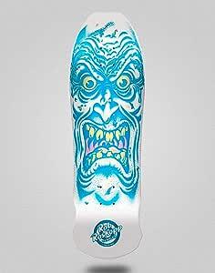 SANTA CRUZ Skate Longboard Cruiser Deck Roskopp Face Reissue 9.5x31