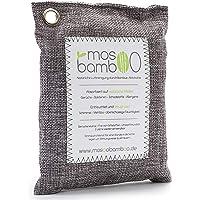 """Ambientador """"cleanAir 500g"""" de carbón activado de bambú"""
