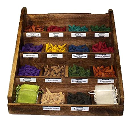 Wooden Retail Display Stand Ideal For Incense Conessoaps Etc Stunning Soap Display Stands