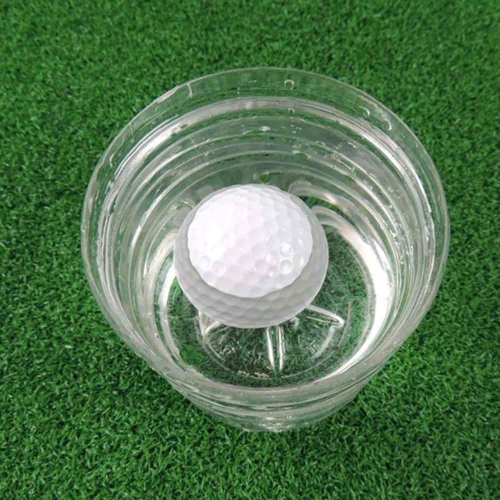 Kofull Floater Golf Ball, Practice Golf Ball,Two Layer Golf Ball,Water Range Golf Ball,pack of 50pcs (50pcs) by Kofull