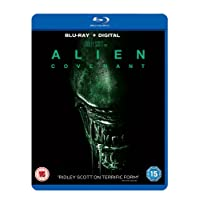 Alien: Covenant [Blu-ray] [2017]