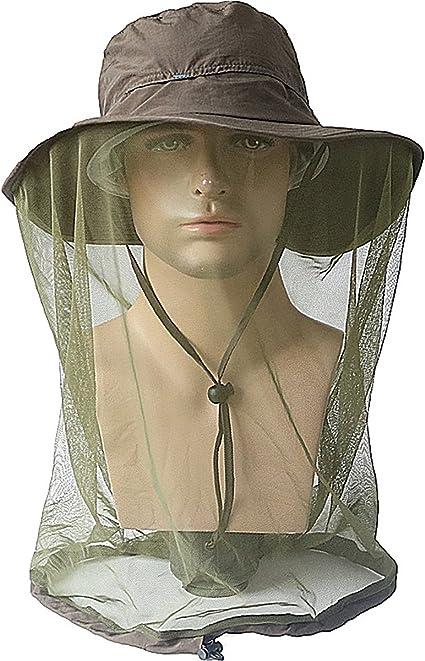 masque anti moustique