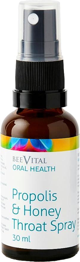 BeeVital Propolis Throat Spray - 30 ml: Amazon co uk: Health