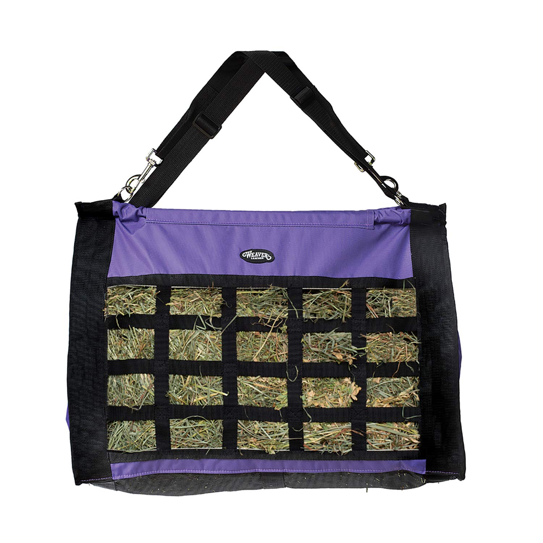 Weaver Leather Unisex-Adult Hay Bag 35-1381-S16, Grape, 25  L x 11-1 2  W x 18-1 2  H