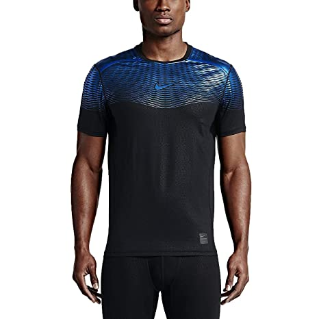 f58ead41 NEW Mens Nike Pro Hypercool Fitted Compression T-Shirt Top Training Running  Gym Herrenmode Sporttops