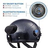 Airwheel Smart Motorcycle Skateboarding Helmet