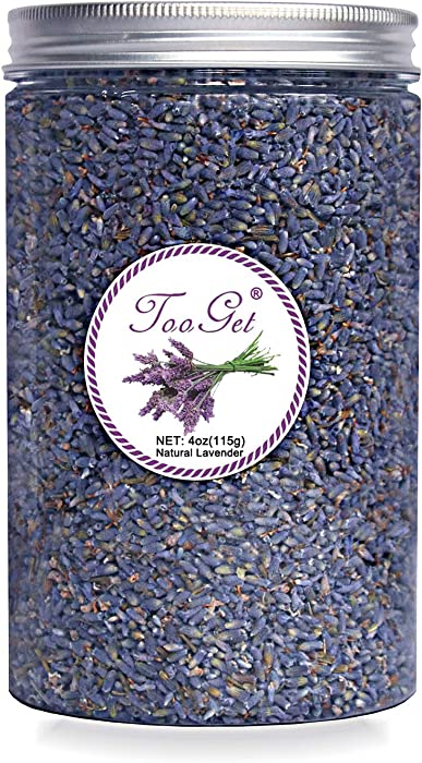 Top 7 Food Lavender
