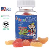 Gummiking Multivitamin Gummies With 11 Essential Vitamins & Minerals - 30 Gummies