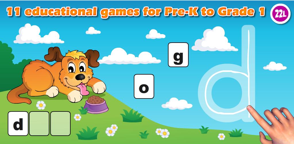 Amazon.com: Preschool Learning Kids Games Lite for Toddler ...