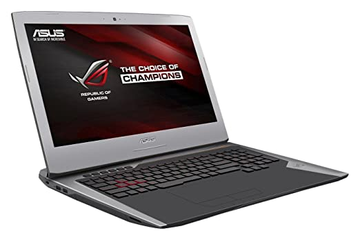Vente flash : un PC portable gamer 17″ ASUS ROG à 1299 euros sur Amazon.fr