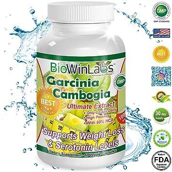 Amazon.com: biowinlabs® Garcinia Cambogia Extracto ...