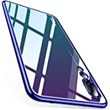 TORRAS Crystal Clear Case for Huawei P20 Pro, Ultra Thin Slim P20 Pro Case with Stylish Edge Soft Flexible Silicone Gel TPU Bumper Case Cover for Huawei P20 Pro Case - Blue