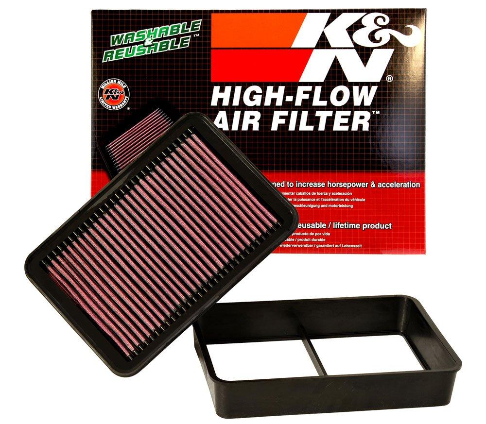K&N 33-2392 High Performance Replacement Air Filter takeoka-AUTO-0011664243-0035