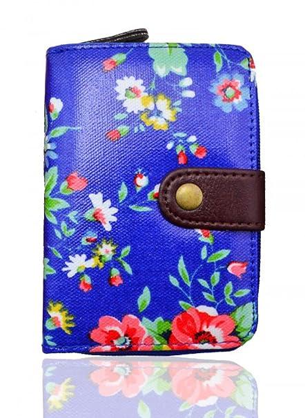 HB Style - Cartera para mujer Niños multicolor azul S: Amazon.es: Ropa y accesorios