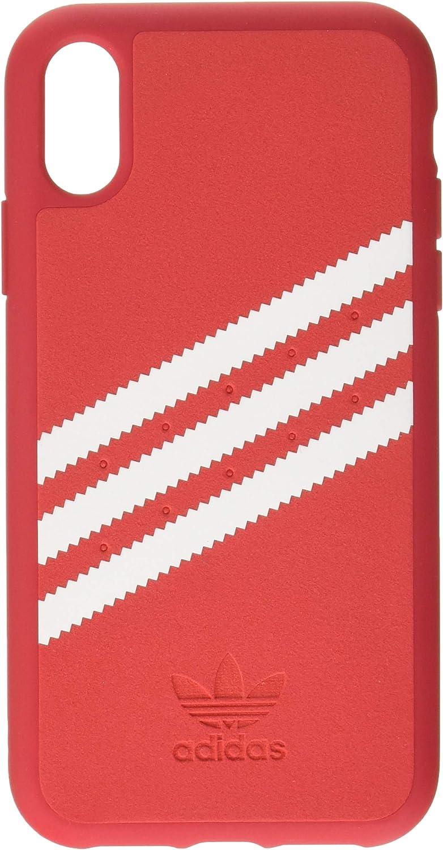 adidas Originals OR Moulded Suède - Carcasa para iPhone XR, Color Rojo: Amazon.es: Electrónica