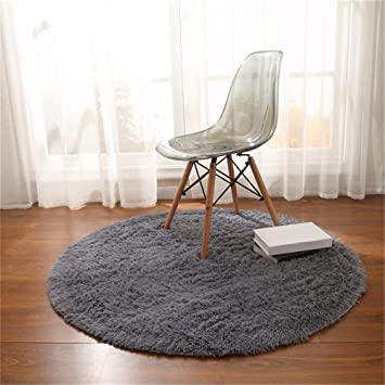 Teppich Camal Runde Seide Wolle Material Yoga Teppich Fur