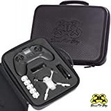 Carrying Case for Hubsan X4 H107C Plus (h107c+) - Waterproof | Durable | Compact | EVA Material - Carry Your Drone with Maximum Protection