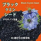 チモキノン含有 ブラックシード80g ブラッククミンシードとも呼びます