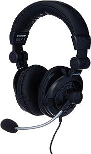 Dreamgear Headset Elite Com Cabo De 4 Metros Para Playstation 3
