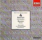 Britten: Symphony for Cello & Orchestra /…