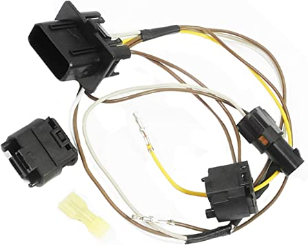 Amazon.com: ADVANCE IGNITION Compatible with Right Mercedes Benz CLK320  CLK430 W208 Headlight Wire Harness Connector Repair Kit: AutomotiveAmazon.com