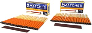 UCO Stormproof Matches--2-pack