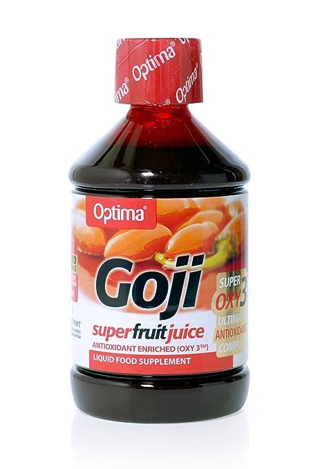 3 opinioni per Optima Goji, 500 ml