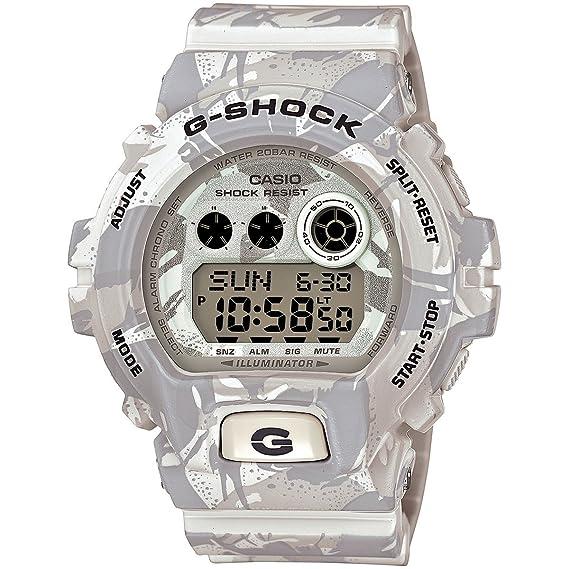 Casio G-Shock - Reloj digital Dial reloj de la resina cuarzo hombres gdx6900mc-7: Amazon.es: Relojes