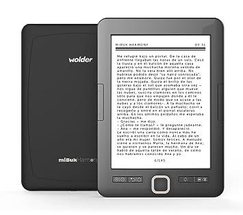 miBuk Harmony - Tablet eBook (6