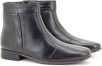 Amazon.com   GREG Mens Soft Leather