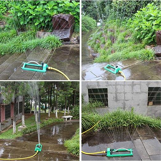 D-SYANA8 rociador de riego automático para Sistema de riego de césped de jardín en casa: Amazon.es: Hogar