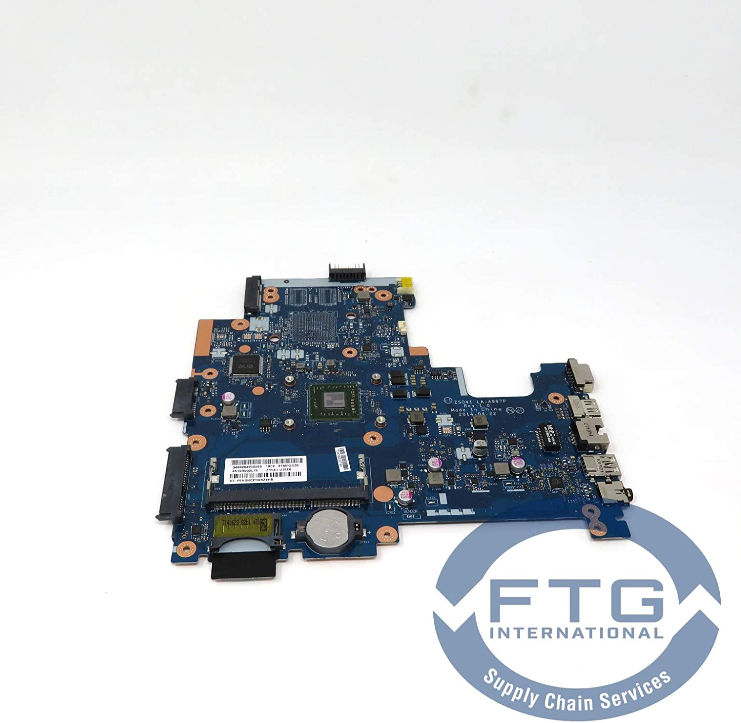 Motherboard Includes an AMD A8-6410 Qua 764170-601//765119-601 System Board