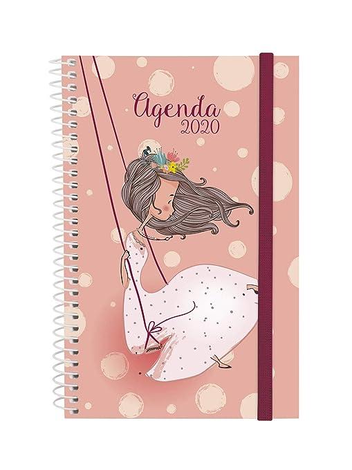 Amazon.com: Finocam – Agenda 2020 Semana Vista Paisaje ...