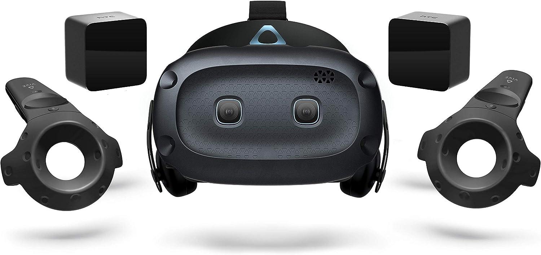 HTC Vive Cosmos Elite VR Headset Full Kit | PC VR | UK/EU Model