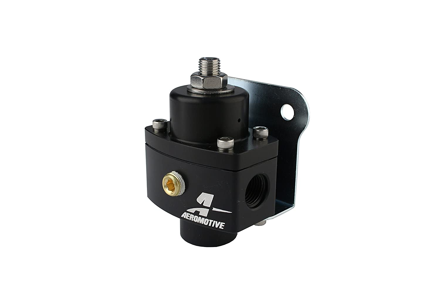 Aeromotive 13211 Regulator Marine 2-Port AN-06 Carbureted