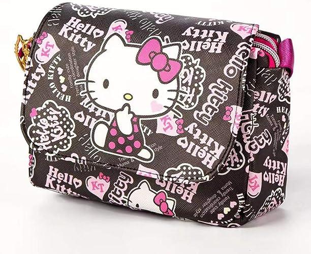 Hello Kitty Handbag Shoulder Bag Messenger Bag For Girls