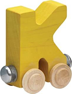 product image for NameTrain Bright Letter Car K - Made in USA